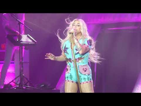 Good Old Days Kesha & Macklemore@BBT Pavilion Camden, NJ 7/25/18