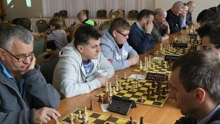 I Grand Prix Ostro³êki w Szachach