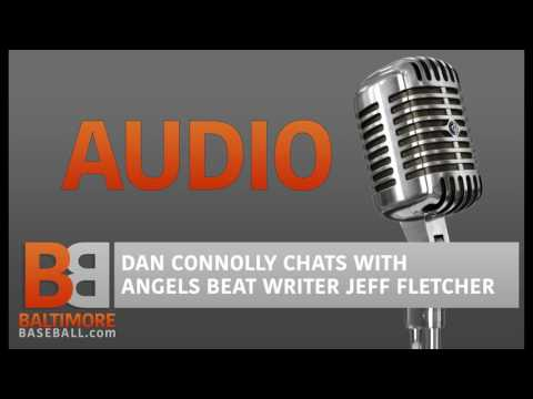 Around the Beat: Dan Connolly chats with Angels beat writer Jeff Fletcher