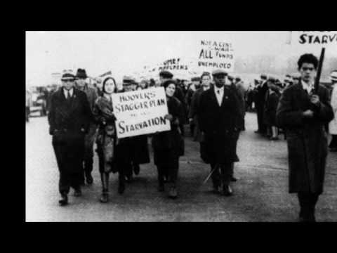 Ford Hunger March 1932