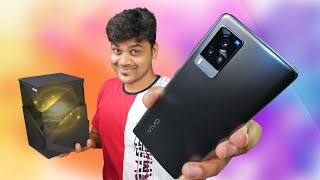 உங்க கையில் DSLR கேமரா - vivo X60 Pro Unboxing with Camera Samples ⚡120Hz AMOLED, Gimbal 2.0, SD870