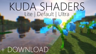 KUDA SHADERS LITE | DEFAULT | ULTRA +HOW TO DOWNLOAD | 1080p 60FPS