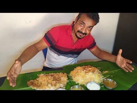 BEST MUTTON BIRYANI IN BANGALORE | Travel For Food In Bangalore