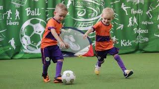 Футбольные финты - как можно научиться им в 6 лет
