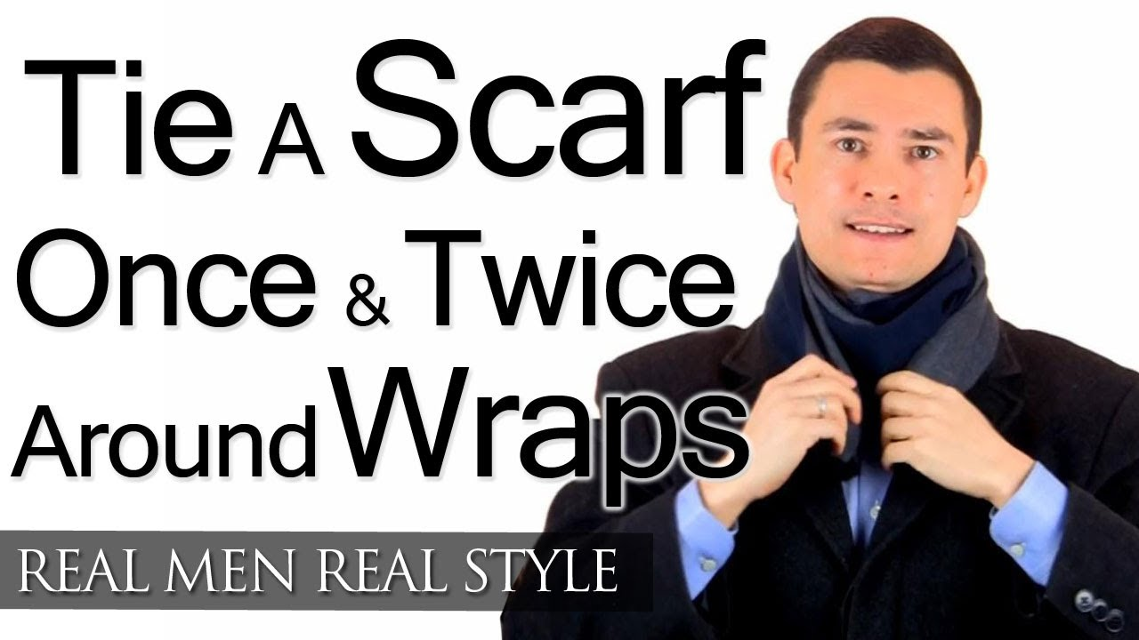 How to Wear a Scarf for Men | The Art of Manliness