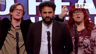 Unlikely things to hear on a history documentary - Mock the Week - BBC Two