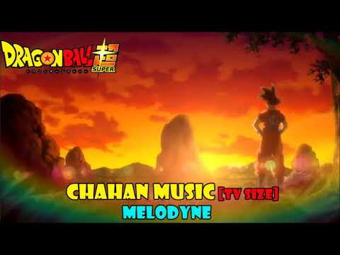Chahan Music [Tv Size] (Dragon Ball Super ending 6) cover latino by Melodyne