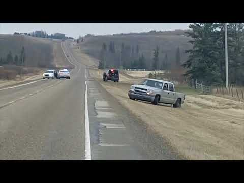 Aspelund Road police chase - Oct  13 2017