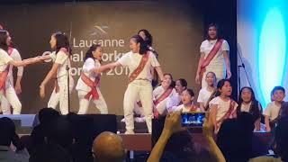Praise factory in Lausanne 2019