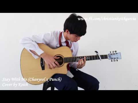 Stay With Me - Chanyeol X Punch Fingerstyle Guitar Cover