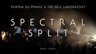 "Pantha Du Prince & The Bell Laboratory- ""Spectral Split"" (Official Music Video)"