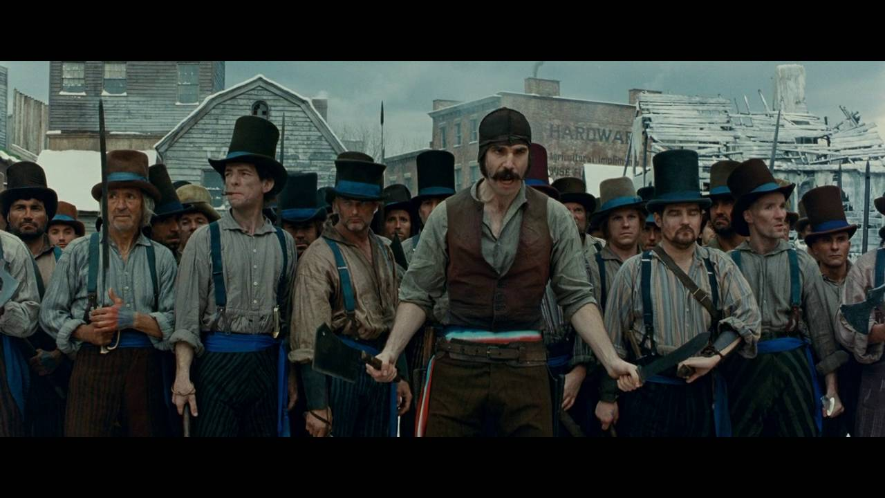 Gangs of New York Daniel Day Lewis - YouTube