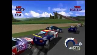 Jarrett & Labonte Stock Car Racing (PS1): Playable enough [Playstation Project]