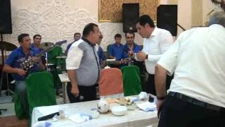 Tacir Şahmalıoğlu Bərdə Çinar Şadlıq Sarayında Tamerlan Bəyin toyu