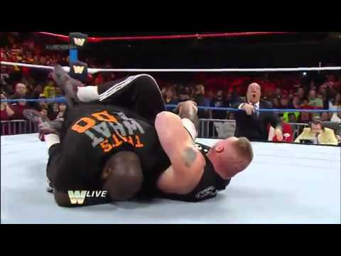 Brock Lesnar's Kimura Lock is listed (or ranked) 48 on the list The Best Finishing Moves in Wrestling History