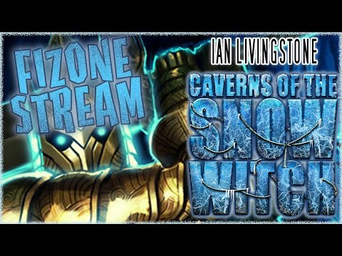 FiZone Fighting Fantasy - Caverns of the Snow Witch