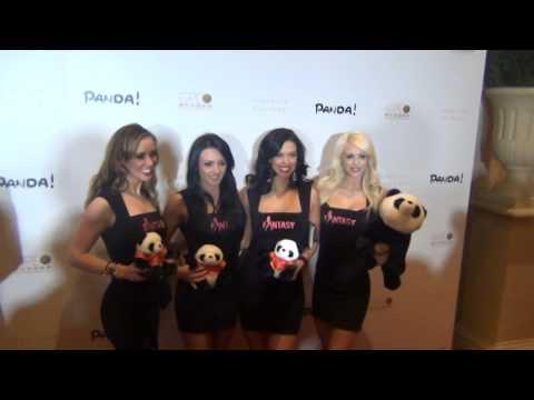 2014 The PANDA! red carpet premiere las vegas the palazzo casino