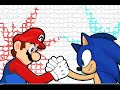 Mario Vs Sonic Racing - Play Mario Vs Sonic Racing Online Game