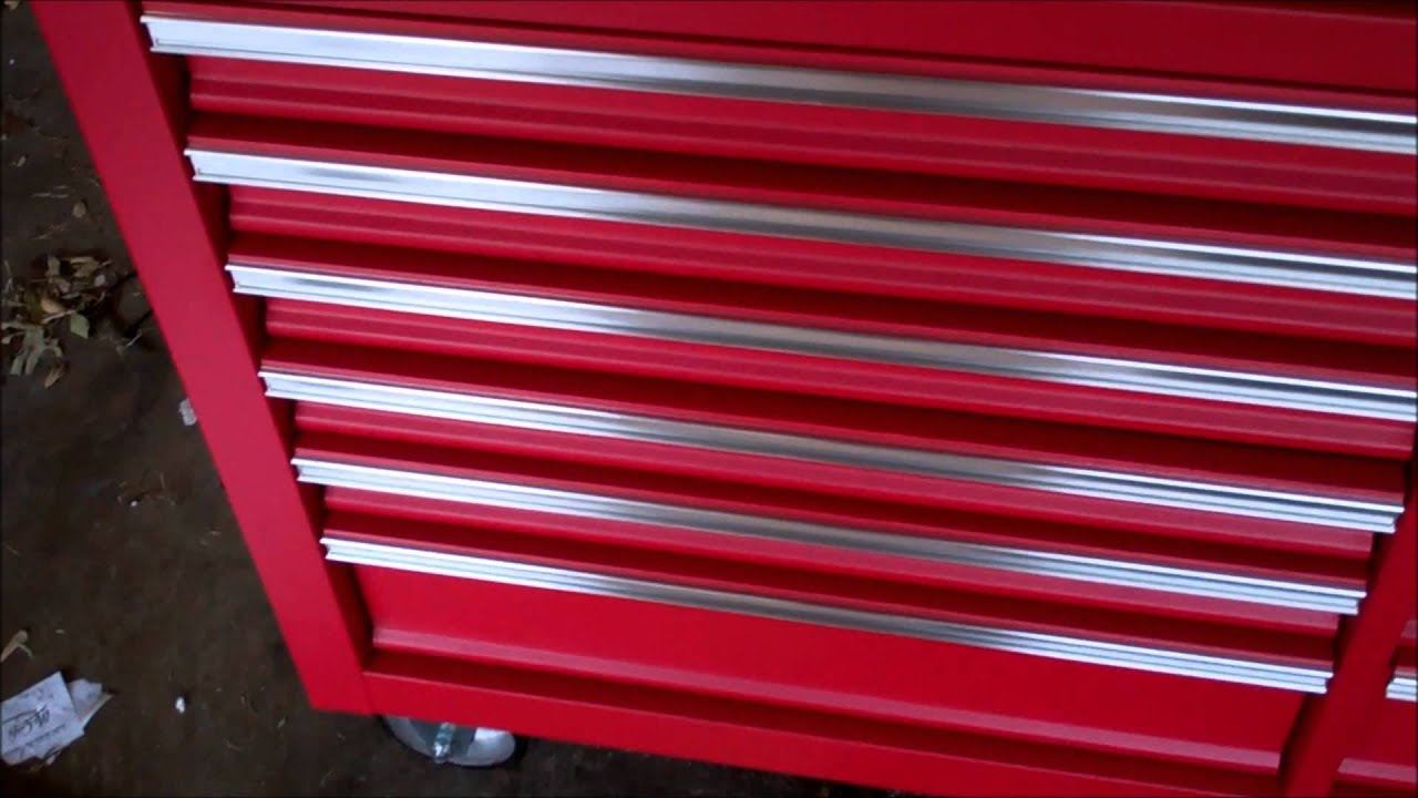Harbor Freight 13 Drawer Industrial Roller Cabinet  sc 1 st  YouTube & Harbor Freight 13 Drawer Industrial Roller Cabinet - YouTube