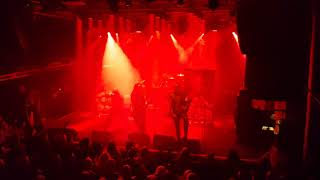 Thyrfing - Storms of Asgard (Live HD) @Stockholm Slaughter - 2018
