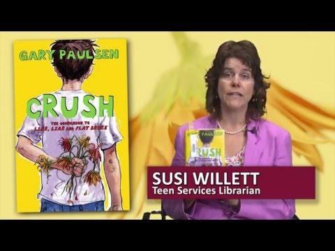 Teen Booktalk: Crush