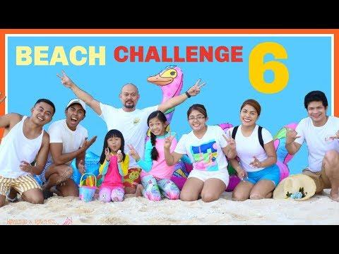 Beach challenge 6 in Boracay