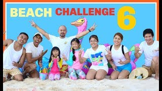 Beach challenge 6 in Boracay