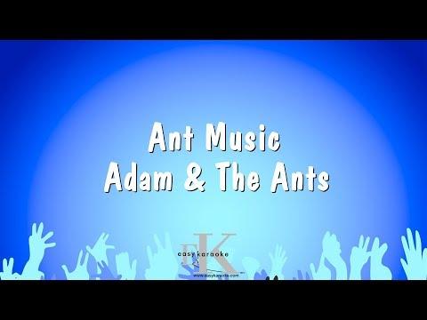 Ant Music - Adam & The Ants (Karaoke Version)