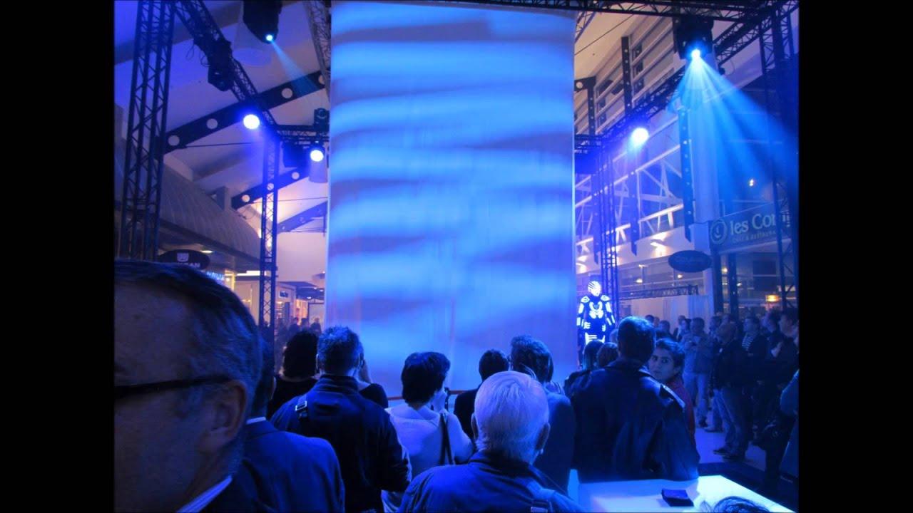 Inauguration espace anjou 11 12 2014 youtube - Espace anjou magasins ...