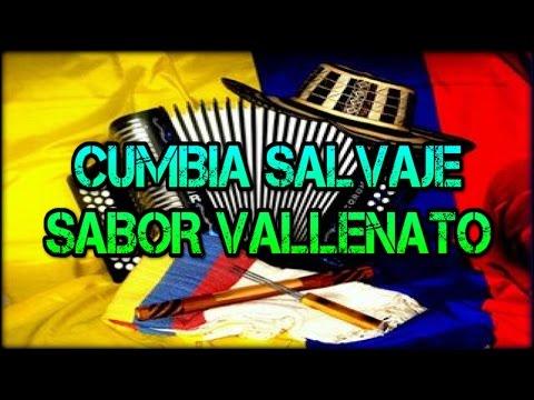 CUMBIA SALVAJE - SABOR VALLENATO - MOYA DJ