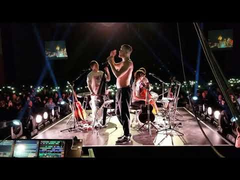 Imagine Dragons Acoustic Set - Evolve Tour Hartford 6/5/18