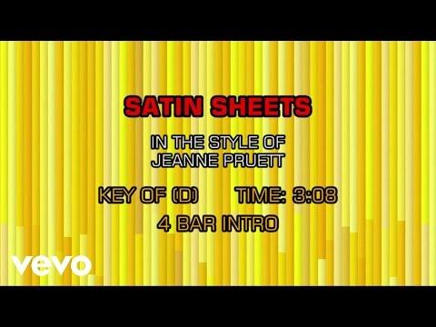 Jeanne Pruett - Satin Sheets (Karaoke)