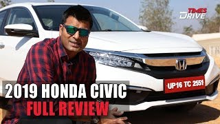 2019 Honda Civic- The Kranti Sambhav Review | Specifications, features and more