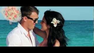 Нежная свадьба в Доминикане.(, 2013-02-28T21:03:15.000Z)