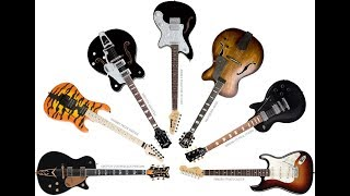 The Best Guitar In The World And More By Scott Grove