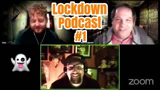LIVE Lockdown chat with UK Haunted