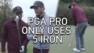 Kevin Kisner 5 Iron Challenge - Riggs Vs Palmetto Golf Club 15th Hole
