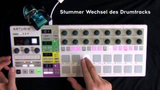 Arturia BeatStep Pro: Tutorial zur Bedienung des Sequenzers (deutsch)
