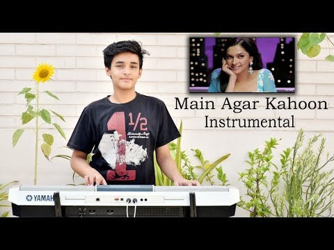 Main agar kahoon instrumental mp3