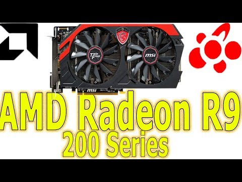 AMD Radeon R9 200 Series  AMD Settings
