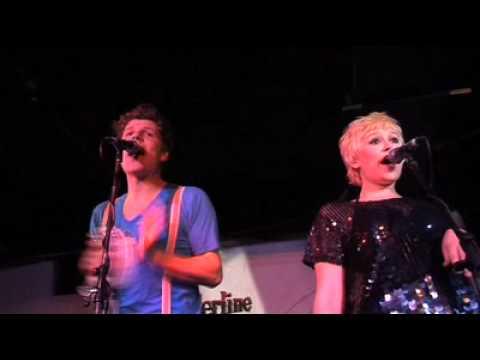 Alphabeat - Fantastic 6 (Live at The Borderline!!)