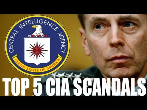 Top five CIA scandals of all time? - Truthloader