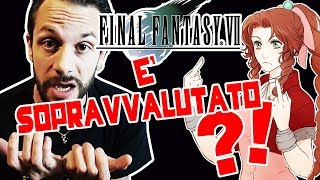 Final Fantasy VII è SOPRAVVALUTATO?! Reaction a DadoBax e a voi!