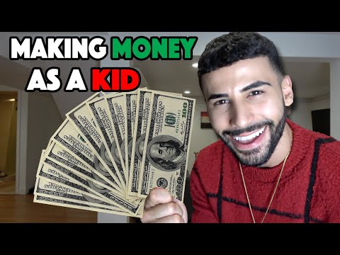 Easiest Way To Make Money As A Teen..