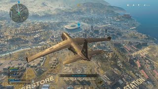 Call of Duty's Battle Royale - WARZONE! (Victory, Killstreaks & More) #COD_Partner