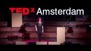 Permanence and loss - how tattoos helped me heal: Mona Eltahawy at TEDxAmsterdam