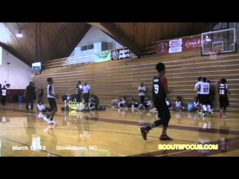 TM9 93 Kean Balentine 6'4 200 Porter Gaud School SC 2017        Highlights