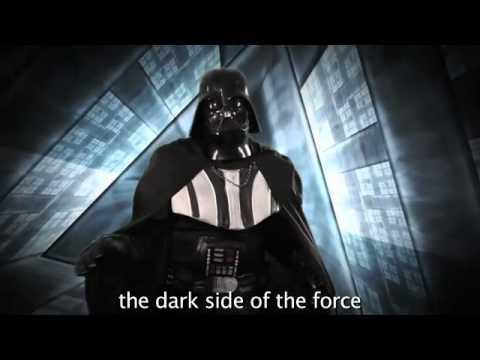 Rap Battle: Darth Vader Vs. Hitler