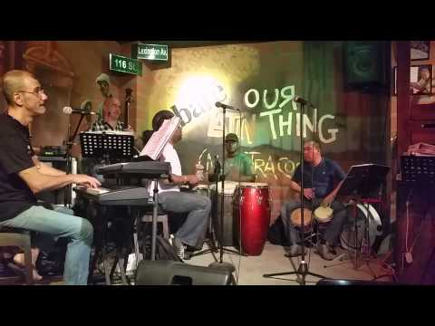 Jam session Latin Jazz - Punto Bare Club, Cali Colombia