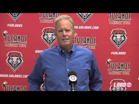 Lobo Football 2013 | Coach Bob Davie: Signing Day Press Conference